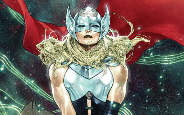 Anteprima di The Mighty Thor #1