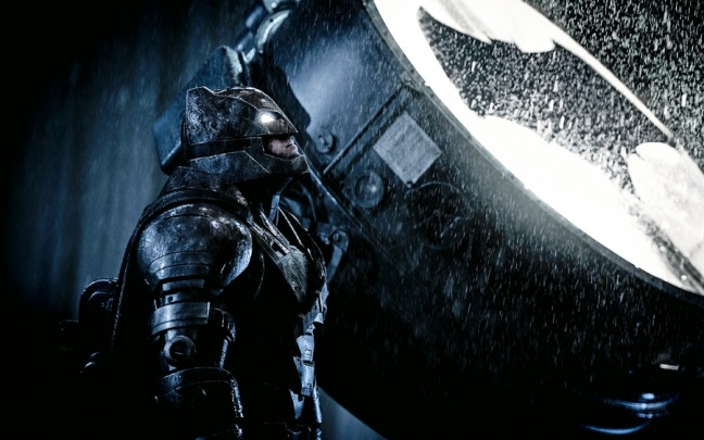 Batman v Superman ufficialmente rated PG-13