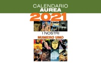 Il calendario 2021 di Aurea Editoriale