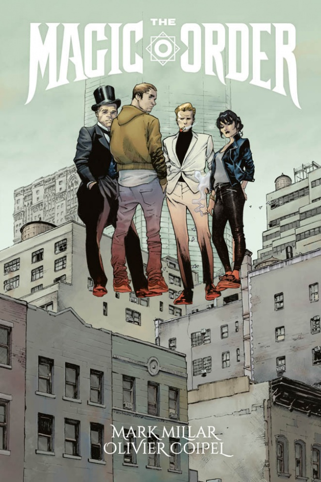 The Magic Order, recensione: la prima opera di Mark Millar per Netflix