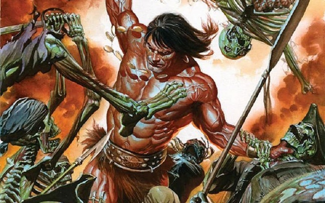 La Marvel rilancerà Savage Sword of Conan