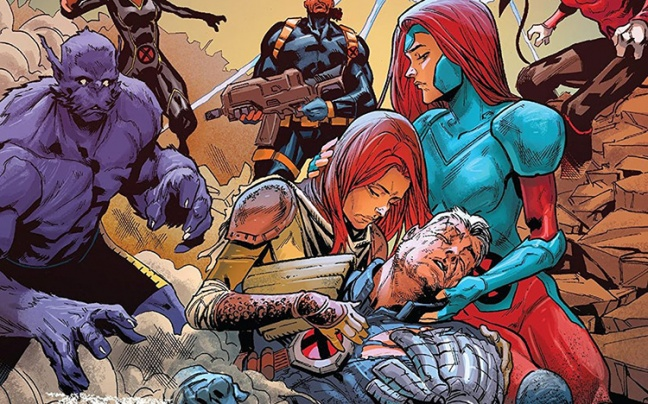 Anteprima di X-Men: The Exterminated # 1