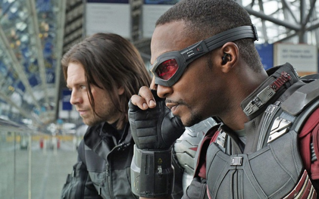 Disney al lavoro su miniserie tv con Falcon e Winter Soldier