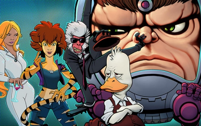 Marvel e Hulu sospendono le serie animate Tigra & Dazzler Show e Howard the Duck