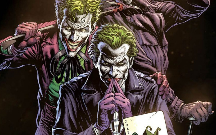 Data e prime tavole di Batman: 3 Jokers