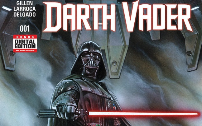 Star Wars: Darth Vader #1: anteprima