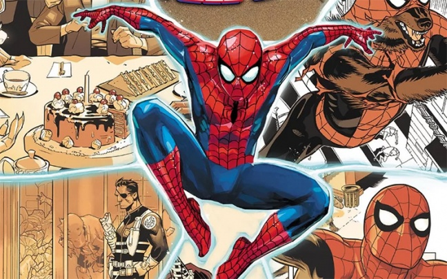 Marvel annuncia Amazing Spider-Man: Full Circle