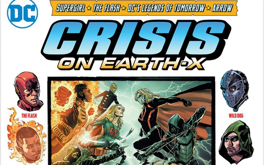 Diffusa la sinossi di Crisis on Earth-X, il nuovo evento DC targato The CW