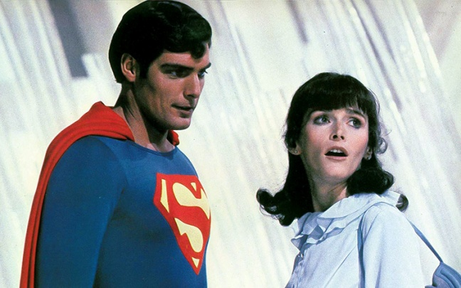 Addio a Margot Kidder, la Lois Lane dei Superman con Christopher Reeve