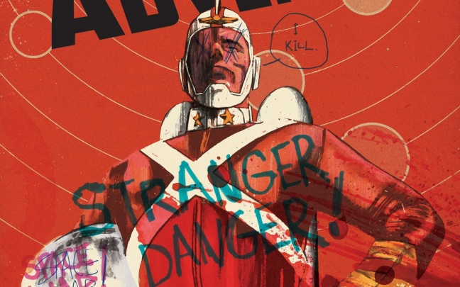 DC annuncia Strange Adventures di Tom King e Mitch Gerads