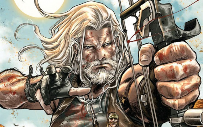 Anteprima di Old Man Hawkeye #1 di Ethan Sacks e Marco Checchetto