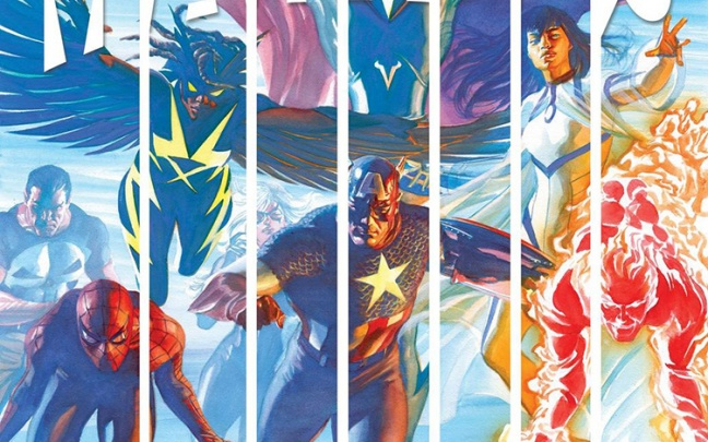 The Marvels, la nuova serie di Kurt Busiek, Alex Ross e Yildiray Cinar