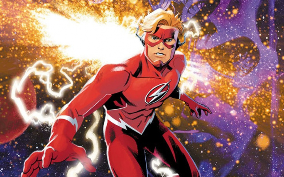 Wally West ritorna in Flash Forward
