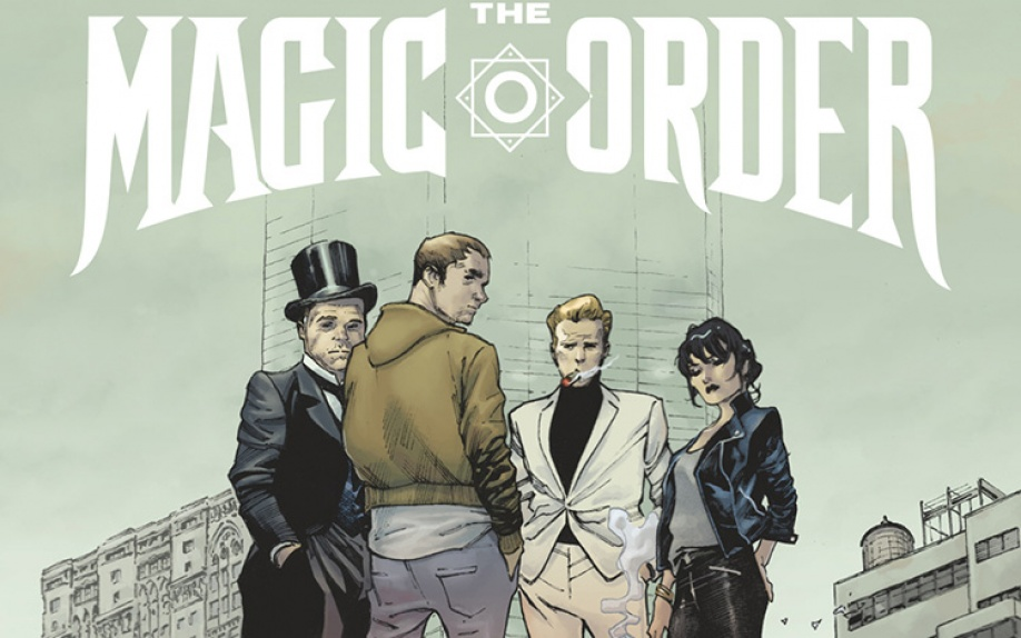 The Magic Order è la prima serie di Mark Millar targata Netflix