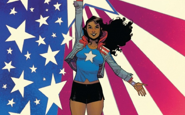 Anteprima di America Chavez: Made in the USA #1 di Vazquez e Gomez