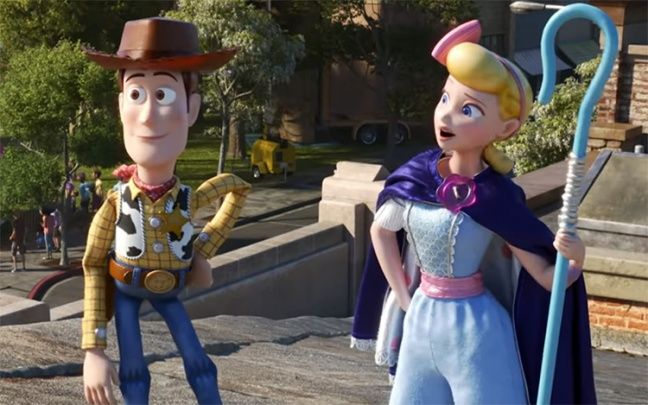 Super Bowl: lo spot italiano di Toy Story 4