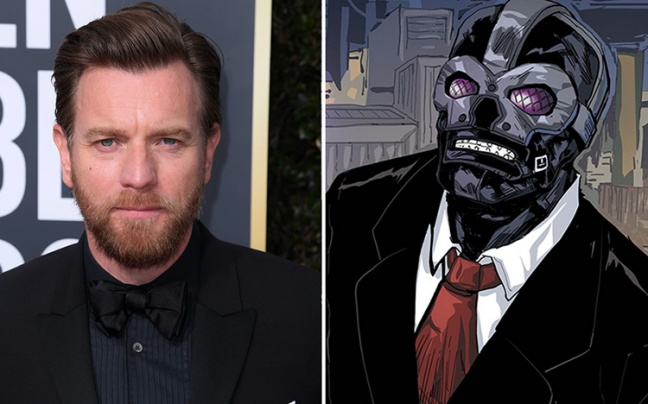 Ewan McGregor sarà Black Mask nel film Birds of Prey