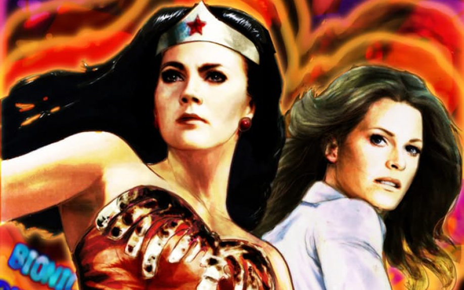 In arrivo il cross-over tra Wonder Woman e La Donna Bionica