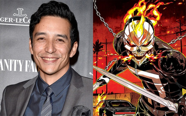 SDCC'16: Gabriel Luna sarà Ghost Rider in Marvel's Agents of S.H.I.E.L.D.