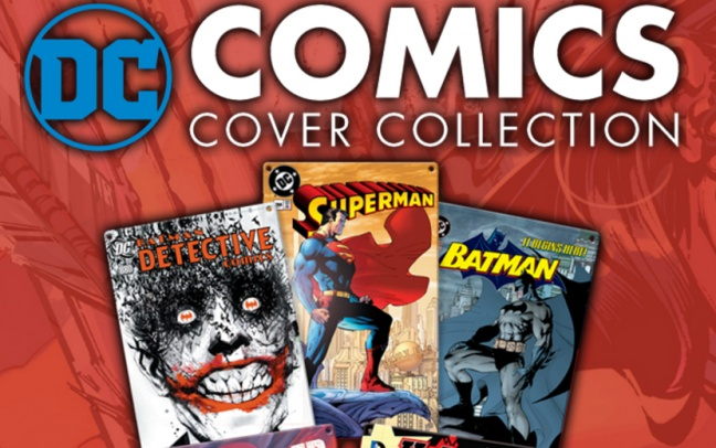 Eaglemoss: arriva DC Comics Cover Collection